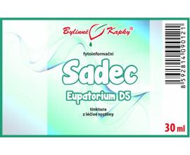 Sadec D5 (Eupatorium) - fytoinformační kapky (tinktura) 30 ml