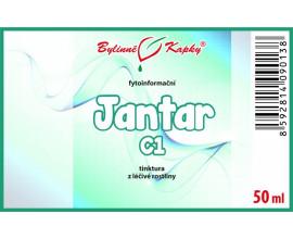 Jantar C1 - bylinné kapky (tinktura) 50 ml