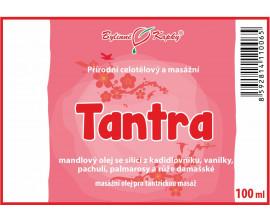Tantra - masážny olej celotelový 100ml