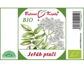 Jeřáb ptačí květ BIO - bylinné kapky (tinktura) 50 ml