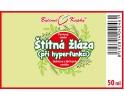 Štítná žláza hyperfunkce - bylinné kapky (tinktura) 50 ml