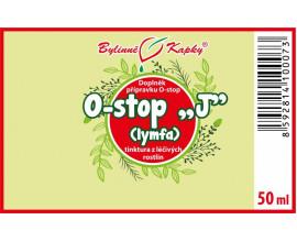 """Onko """"J"""" - lymfa - bylinné kapky (tinktura) 50 ml"""