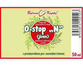"Onko ""N"" - jícen - bylinné kapky (tinktura) 50 ml"