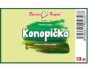 Konopička - bylinné kapky (tinktura) 50 ml