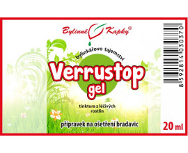 Verrustop gel 20ml
