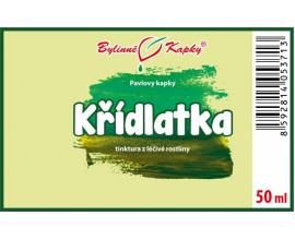 Křídlatka - bylinné kapky (tinktura) 50 ml