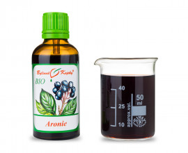 Arónia BIO kvapky (tinktúra)  50 ml