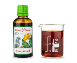Broncholen BIO - bylinné kapky (tinktura) 50 ml