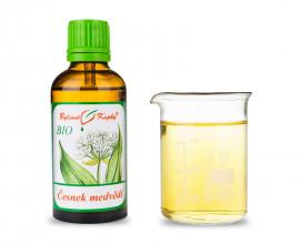 Česnek medvědí BIO - bylinné kapky (tinktura) 50 ml