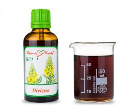 Divozel veľkokvetý kvapky (tinktúra) BIO 50 ml