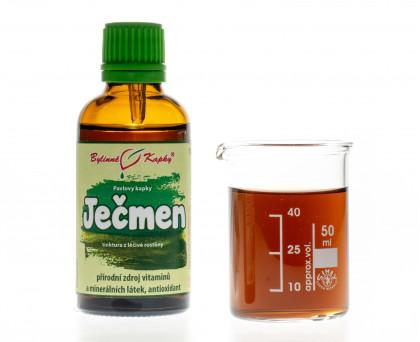 Zelený ječmen kapky (tinktura) 50 ml