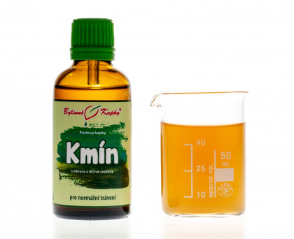 Kmín kapky (tinktura) 50 ml