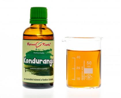 Kondurango kapky (tinktura) 50 ml
