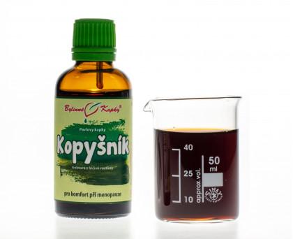 Kopyšník kapky (tinktura) 50 ml