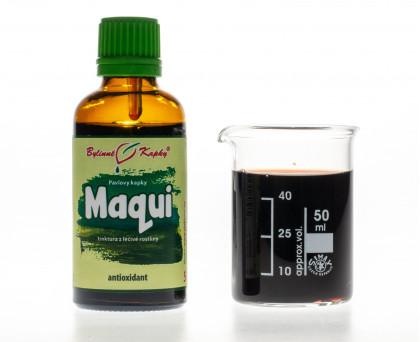 Maqui kapky (tinktura) 50 ml