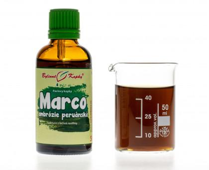 Marco kapky (tinktura) 50 ml