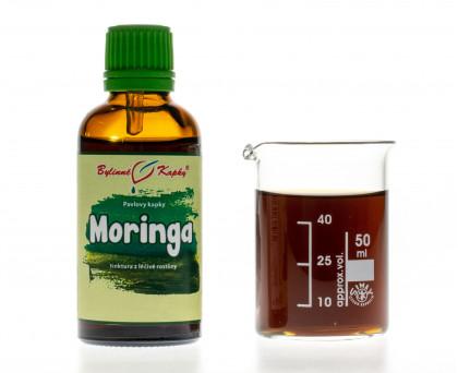 Moringa kapky (tinktura) 50 ml