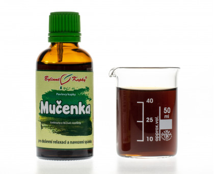 Mučenka kapky (tinktura) 50 ml