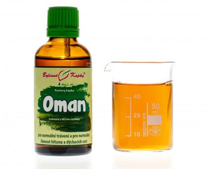 Oman kapky (tinktura) 50 ml