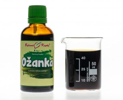 Ožanka kapky (tinktura) 50 ml