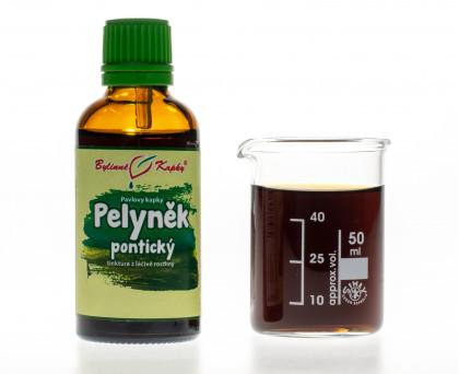 Pelyněk pontický kapky (tinktura) 50 ml