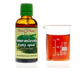Divoký pomaranč oplodie kvapky (tinktúra) 50 ml