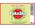 Pokožka - bylinné kapky (tinktura) 50 ml