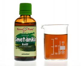 Smetánka (pampeliška) květ - bylinné kapky (tinktura) 50 ml