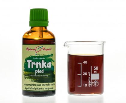 Trnka plod kapky (tinktura) 50 ml