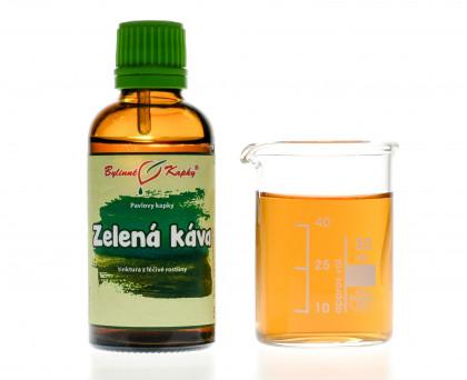 Zelená káva extrakt (tinktura) 50 ml