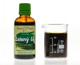 Zelený čaj kapky (tinktura) 50 ml