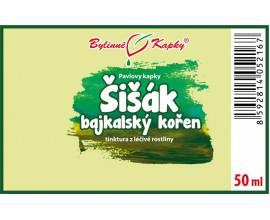 Šišák bajkalský kořen - bylinné kapky (tinktura) 50 ml