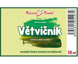 Větvičník - bylinné kapky (tinktura) 50 ml