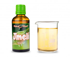 Jmelí - tinktura z pupenů (gemmoterapie) 50 ml