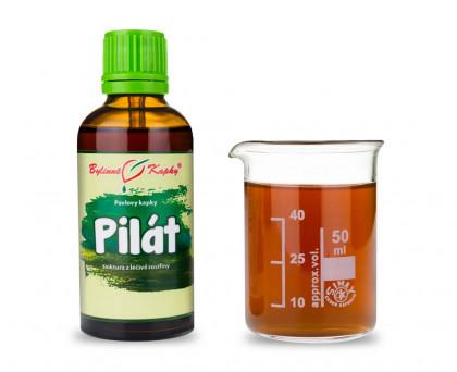 Senovka grécka kvapky (tinktúra) 50 ml