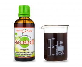 Bronchofit - bylinné kapky (tinktura) 50 ml
