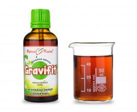 Gravifit - bylinné kapky (tinktura) 50 ml