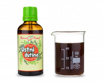 Ústní dutina kapky (tinktura) 50 ml