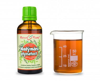 Nadúvanie, plynatosť kvapky (tinktúra) 50 ml