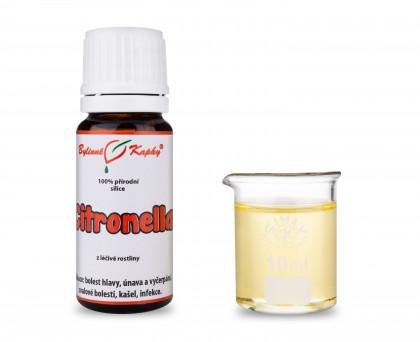 Citronella 100% přírodní silice