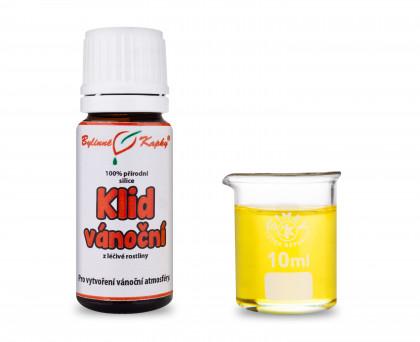 Klid vánoční 100 % přírodní silice - esenciální (éterický) olej 10 ml