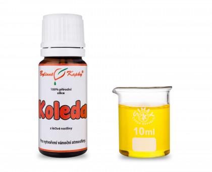 Koleda 100 % přírodní silice - esenciální (éterický) olej 10 ml