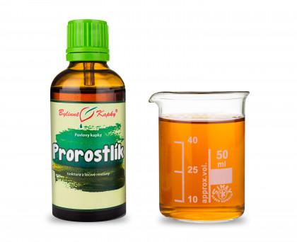 Prorostlík - bylinné kapky (tinktura) 50 ml