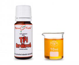 Tři králové 100 % přírodní silice - esenciální (éterický) olej 10 ml