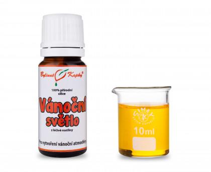 Vánoční světlo 100 % přírodní silice - esenciální (éterický) olej 10 ml