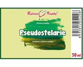 Pseudostelarie - bylinné kapky (tinktura) 50 ml
