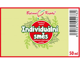 Inulin kvapky (tinktúra) 50 ml