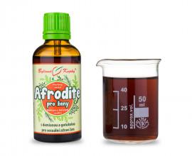 Afrodite pre ženy kvapky (tinktúra) 50 ml