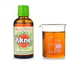 Akné kvapky (tinktúra) 50 ml