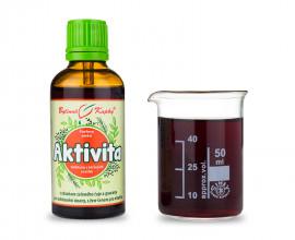 Aktivita kvapky (tinktúra)  50 ml